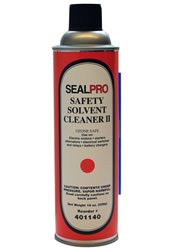 Safety Solvent Cleaner