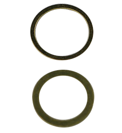 Brass Friction Rings