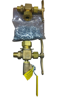 Chain Level Water Gauge Assembly