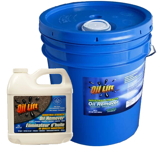 Oillift™ Oil Remover