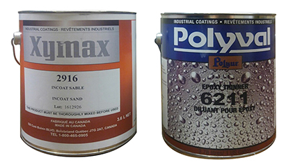Polyval Moisture Cured Coatings