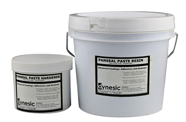 Panseal Paste Grade Trowelable Surface Repair